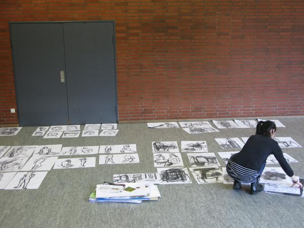 Klasse mappe mappenkurse netzwerk kulturelle bildung for Mappe produktdesign