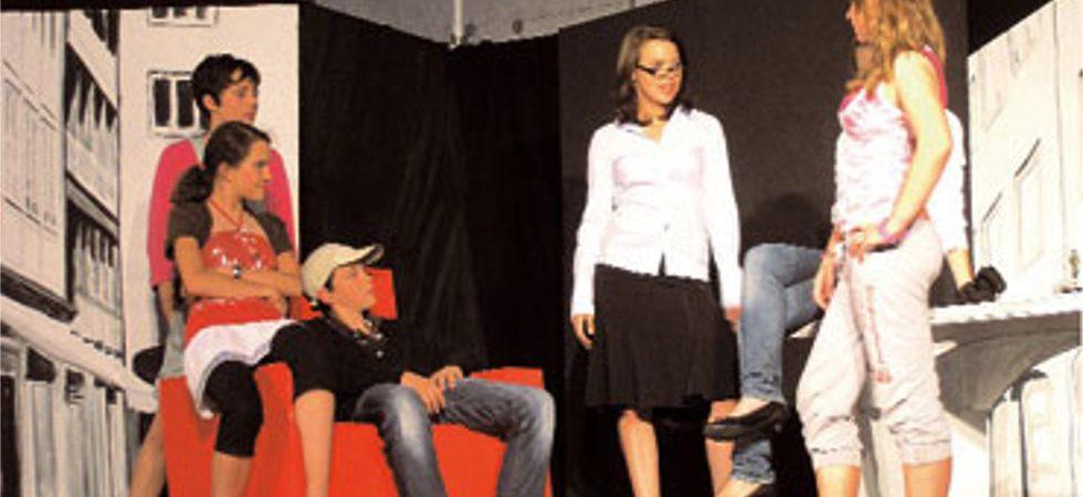 Modellprojekt Literatur Und Theater Des Landes Baden-Württemberg