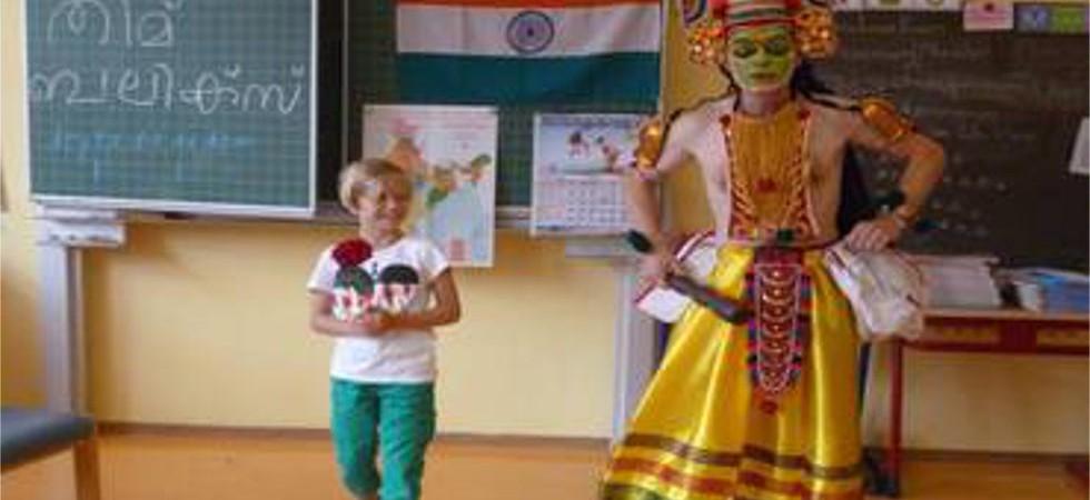 Namaskar India