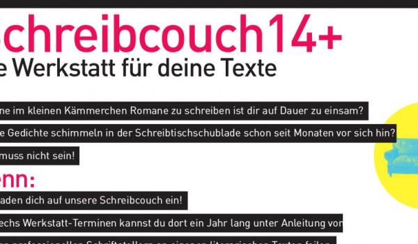 Schreibcouch14+ Die Werkstatt Für Deine Texte