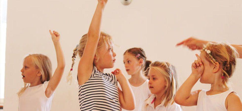 Allez-hop  Schule Für Tanz