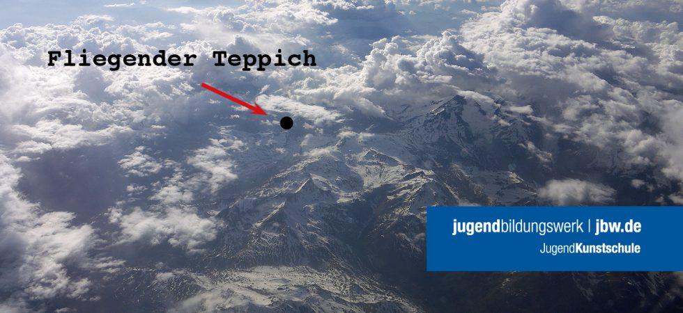 """""""Fliegender Teppich"""" – Ein Internationales Patchworkprojekt Für Flüchtige, Bleibende Und Begeisterte"""