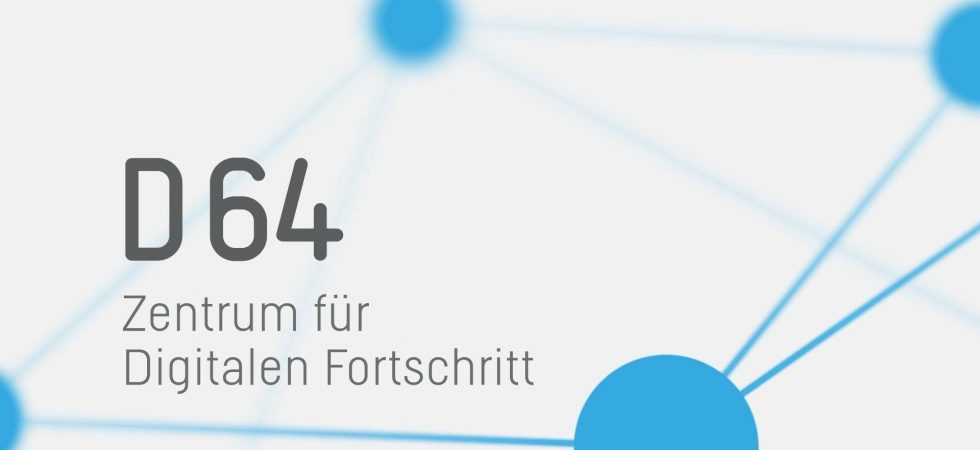 D64 – Zentrum Für Digitalen Fortschritt