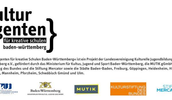 Kulturagenten Für Kreative Schulen Baden-Württemberg