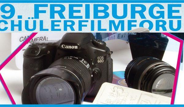 19. Freiburger SchülerFilmForum