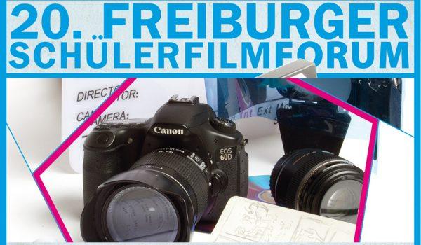 20. Freiburger SchülerFilmForum