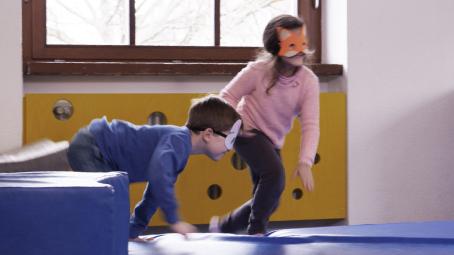 DSCHUNGEL Ein Film Von Und Mit Kindern (mit Und Ohne Behinderung)